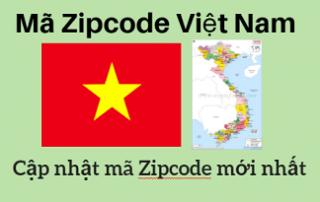 ma-zipcode-cac-tinh-thanh-viet-nam-moi-nhat